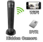 WiFi Tower Fan Hidden Spy Camera