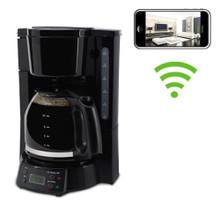 Full Pot Coffee Maker Hidden Camera Spy Camera Nanny Cam Hidden Camera with WiFi DVR IP Live