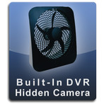 Fan DVR Series Hidden Camera Spy Camera Nanny Camera  -  FAN-DVR