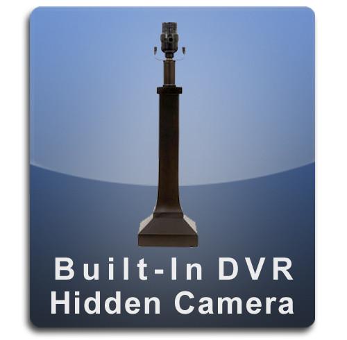 Table Lamp DVR Series Hidden Camera Spy Camera Nanny Camera