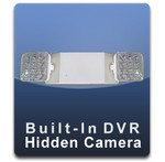 Built-In DVR Emergency Light Hidden Camera