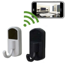 Coat Hook Clothes Hook Hidden Camera Spy Camera Nanny Cam Black and White Case Models WiFi Remote Viewing