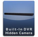 Built-In DVR Sound Bar Speaker Hidden Camera