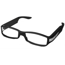 Eyeglasses Hidden Camera with Built-in DVR 1280x720