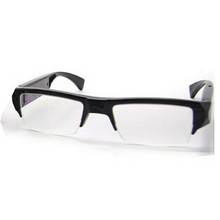 Eyeglasses Hidden Camera with No Pinhole and Built-in DVR 1920x1080