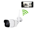 2 MegaPixel Weatherproof Night Vision Security Camera with WiFi and Built-in DVR
