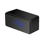 Alarm Clock Hidden Spy Camera with Night Vision and DVR with No Pinhole 1920x1080