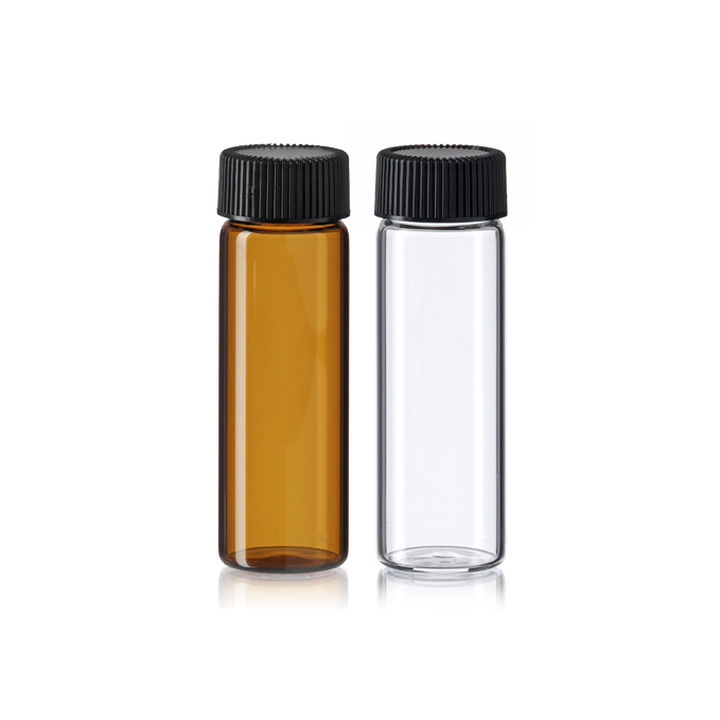 Group of 2 1/3 Dram Vials