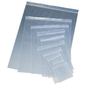 Reclosable 2 ml plastic bags