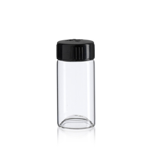 Wide Mouth Vial 27 x 57 mm - Concave Bottom