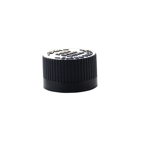 20-400 Black Child Resistant Continuous Thread Closure