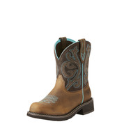 Ariat Women's Fatbaby Heritage Distressed Brown Boots 10021462