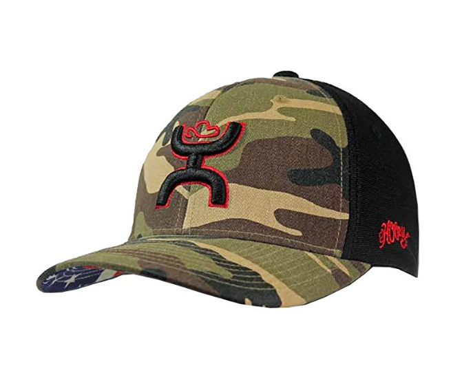 low priced 72753 47b9f ... HOOey Chris Kyle Desert Camo Flexfit Ball Cap CK013-02. Hover over  image to zoom