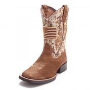 Ariat Kid's Patriot Western Boots 10019913