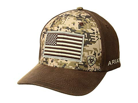 c8c15dde6c1a9 Ariat Sport Patriot Ball Cap 15094156 - South 40 Western Wear