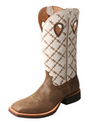 Men's Ruff Stock WS Toe 14""