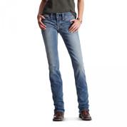Ariat Women's REAL Straight Leg Icon Jean
