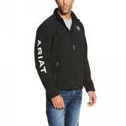 Ariat Men's Team Softshell Jacket - Black