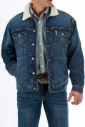 Cinch MENS CONCEALED CARRY DENIM TRUCKER JACKET