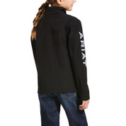 Ariat Kids New Team Softshell Jacket