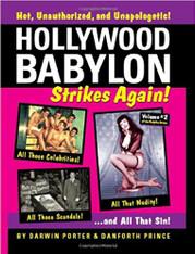 Hollywood Babylon Strikes Again! (Vol. 2)