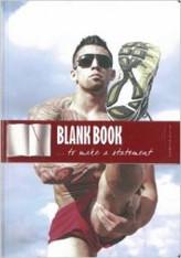 Sneax Blank Note Book