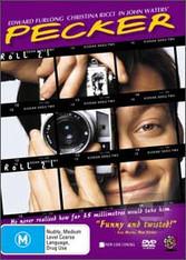 Pecker DVD