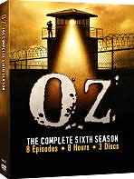 Oz - The Sixth Season DVD