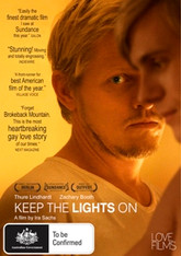 Keep the Lights On DVD