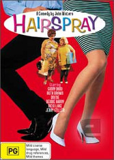 Hairspray  (The Original John Waters Movie) DVD
