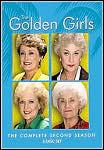 Golden Girls (Series 2) DVD