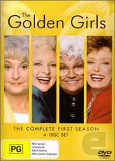 Golden Girls (Series 1) DVD