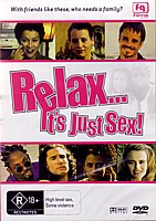 Relax... Its Just Sex DVD