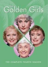 Golden Girls (Series 4) DVD