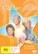 Golden Girls (Series 5) DVD