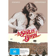 A Star is Born DVD (1976 Barbra Streisand Version)