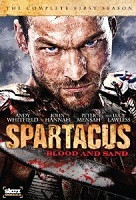 Spartacus : Blood and Sand - Uncut (Season 1) DVD