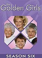 Golden Girls (Series 6) DVD