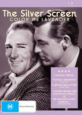 The Silver Screen : Color Me Lavender DVD