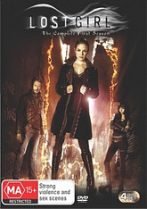 Lost Girl : The Complete First Season DVD