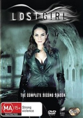 Lost Girl : The Complete Second Season DVD