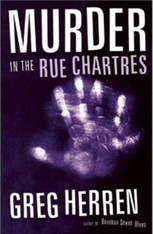 Murder in the Rue Chartres (Chanse MacLeod Mystery #3)