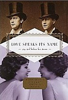 Love Speaks Its Name : Gay and Lesbian Love Poems