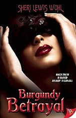 Burgundy Betrayal (Spiritus Chronicles Series Book 2)