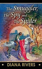 The Smuggler, The Spy and the Spider (Hadra Series Book 7)