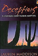 Deceptions (by Lauren Maddison) : Connor Hawthorne Mystery #1