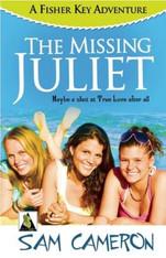 The Missing Juliet (Fisher Key Adventure #3)