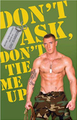 Don't Ask, Don't Tie Me Up : Military BDSM Fantasies
