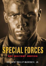 Special Forces : Gay Military Erotica