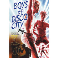 Boys of Disco City (Zack's Boys Series Book 2)(Erotic Novel with Illustrations)